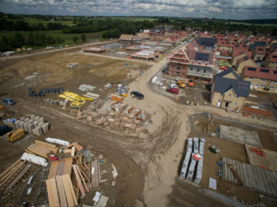 Buxted Construction Aerial SLH 0