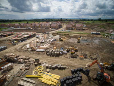 Buxted Construction Aerial SLH 12