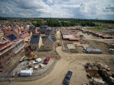 Buxted Construction Aerial SLH 14