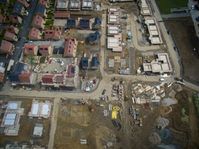 Buxted Construction Aerial SLH 15