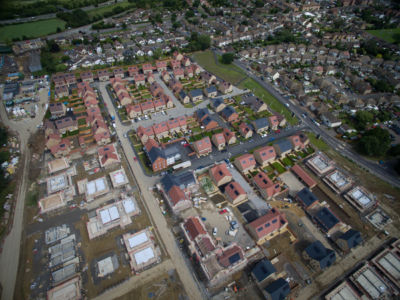Buxted Construction Aerial SLH 16
