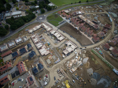 Buxted Construction Aerial SLH 19