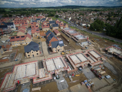 Buxted Construction Aerial SLH 2