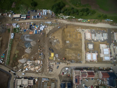 Buxted Construction Aerial SLH 20