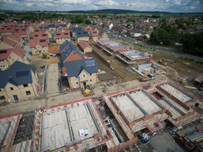 Buxted Construction Aerial SLH 3