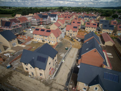 Buxted Construction Aerial SLH 4