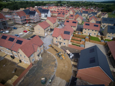 Buxted Construction Aerial SLH 5